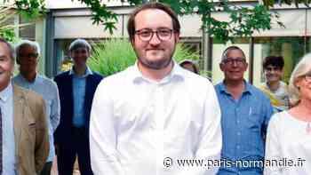 Municipales 2020. Alexandre Rassaërt, maire sortant de Gisors, explique ses ambitions politiques - Paris-Normandie