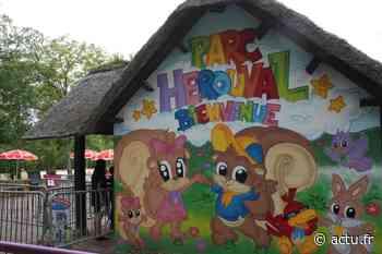 Eure. Près de Gisors, le parc d'attractions Herouval accueille les visiteurs - L'Impartial