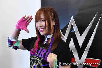 Kairi Sane Scheduled For 7/3 RAW Tapings, Original Plans To Write Her Off Of WWE TV