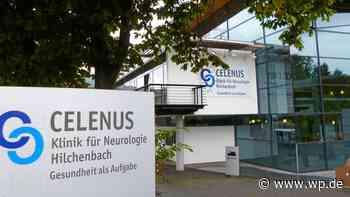 Corona in Hilchenbach: Besuchsverbot in Celenus Klinik - Westfalenpost