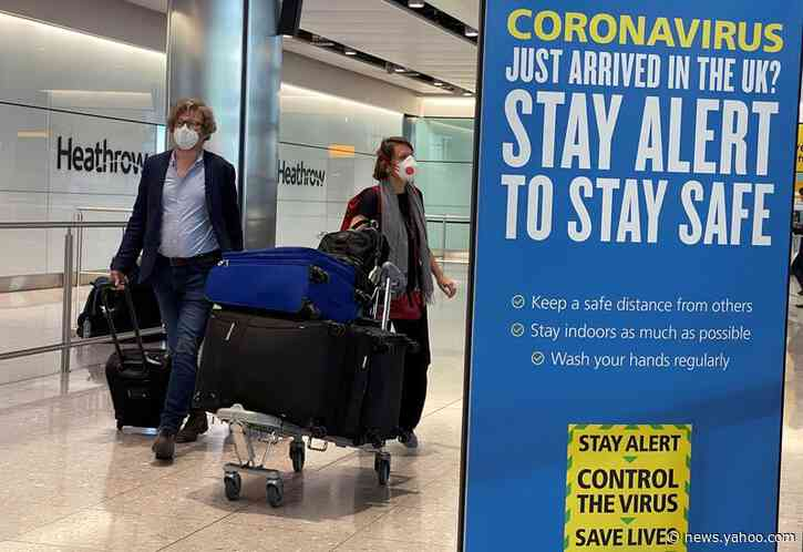 Airlines to end legal challenge to UK quarantine policy