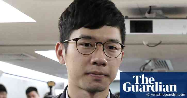 Hong Kong activist Nathan Law: 'I don't know when I'll go back'