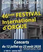 CHARTRES - Un concert d'orgue chaque dimanche - Radio Intensité