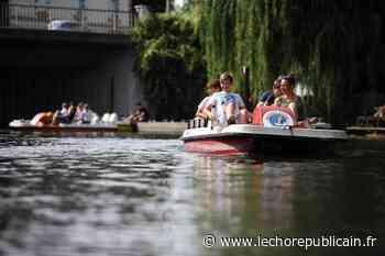 """Fédérer l'offre et valoriser le """"slow tourisme"""" : C'Chartres tourisme participe à la marque En roue libre - Chartres (28000) - Echo Républicain"""