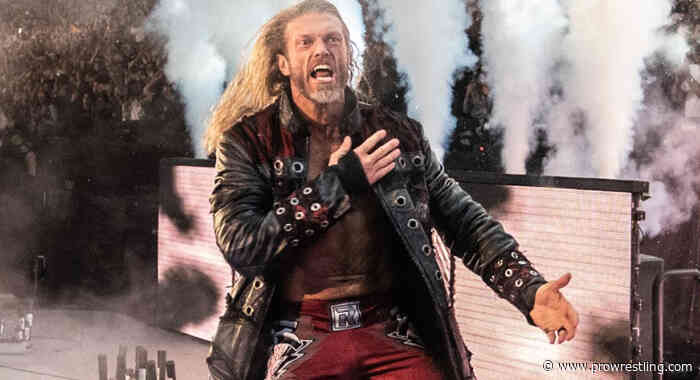 Edge Reveals The Moment That Tore His Tricep At WWE Backlash
