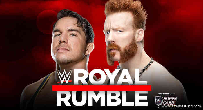 Sheamus Admits His Feud With Shorty G Was Disappointing