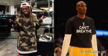 Lil Wayne honours late basketball star Kobe Bryant at BET Awards 2020 - YEN.COM.GH