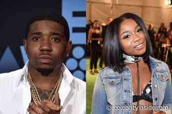 Lil Wayne's Daughter Reginae Carter Shows Off Scandalous Dancing Moves On YFN Lucci's Music A... - Celebrity Insider
