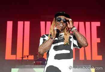 Twinning! Social Media Reacts To Lil Wayne And Lauren London's Son Kam Looking Just Like Lil Wayne! - hot97.com