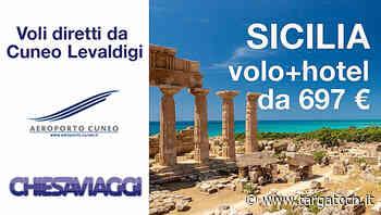 Parti dall'Aeroporto di Cuneo per le tue vacanze in Sardegna, Puglia e Sicilia - TargatoCn.it