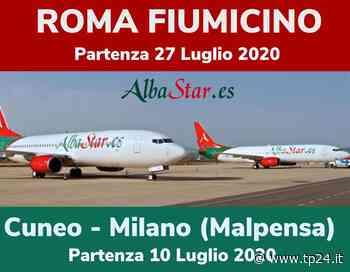 Birgi, partono i voli per Cuneo e Malpensa. Da fine Luglio quelli per Roma - Tp24