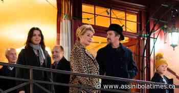 Review: A master class by Catherine Deneuve in 'The Truth' - Assiniboia Times