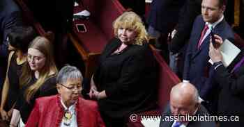 First Nations coalition rejects recommendation to lift Sen. Beyak's suspension - Assiniboia Times