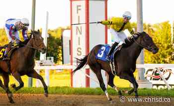 One Streak Continues While Another Ends at Assiniboia Downs - ChrisD.ca