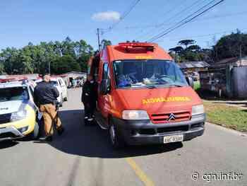 Homem é baleado em suposta tentativa de assalto em Colombo - CGN