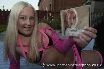 Lap dancer won Hollywood trip to meet Christina Aguilera