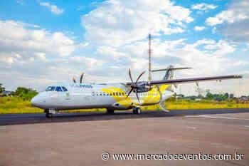 VoePass retoma voos em GRU, Santos Dumont, Ribeirão e mais dez destinos - Mercado & Eventos