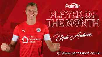 Mads Andersen is your Player of the Month for June!