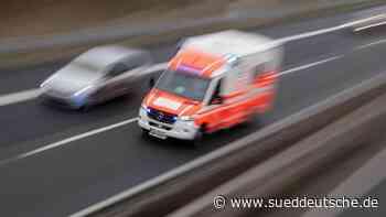 30-jähriger Autofahrer bei Unfall auf A7 schwer verletzt - Süddeutsche Zeitung