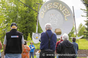 Gold pan relocation stirs up more controversy – Quesnel Cariboo Observer - Quesnel Cariboo Observer