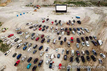 Outdoor Movies coming to Quesnel – Quesnel Cariboo Observer - Quesnel Cariboo Observer