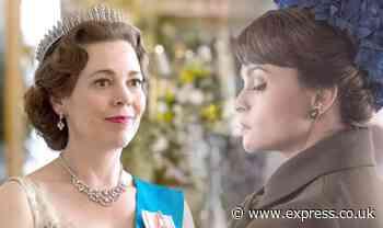 The Crown season 5 cast: Who is replacing Olivia Colman and Helena Bonham Carter? - Express