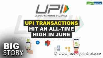 Big Story | UPI transactions return to pre-COVID levels