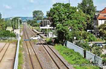 Eisenbahnromantik in Burgkunstadt - inFranken.de