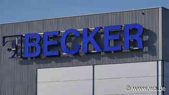 Becker Stahl Service streicht rund 50 Stellen - Coronakrise trifft Stahlindustrie - wa.de