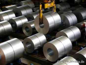 Bundesregierung macht sich für grünen Umbau der Stahlindustrie stark - onvista