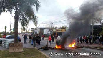 Vecinos de Rincón de Milberg cortan ruta 27 por falta de electricidad - La Izquierda Diario