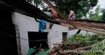 Aguaceros causan estragos en San Luis y Puerto Berrío, Antioquia - Noticias Caracol