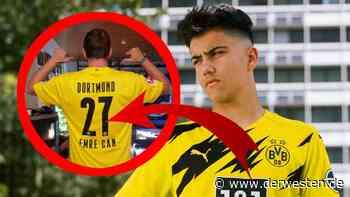 Borussia Dortmund: Fan kauft neues Trikot – und wird bitter enttäuscht - Der Westen