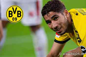 BVB-Abschied offiziell! Hakimi verlässt Borussia Dortmund in Richtung Italien - TAG24