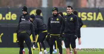 Bundesliga: Borussia Dortmund kündigt Trainingsstart Ende Juli an - SPORT1