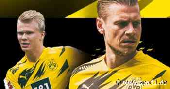 Borussia Dortmund geht mit Trikotsponsoring neue Wege - wegen Schalke kein blau - SPORT1