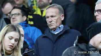 Borussia Dortmund: Gehaltsverzicht und Transferstopp bis Dezember - RAN