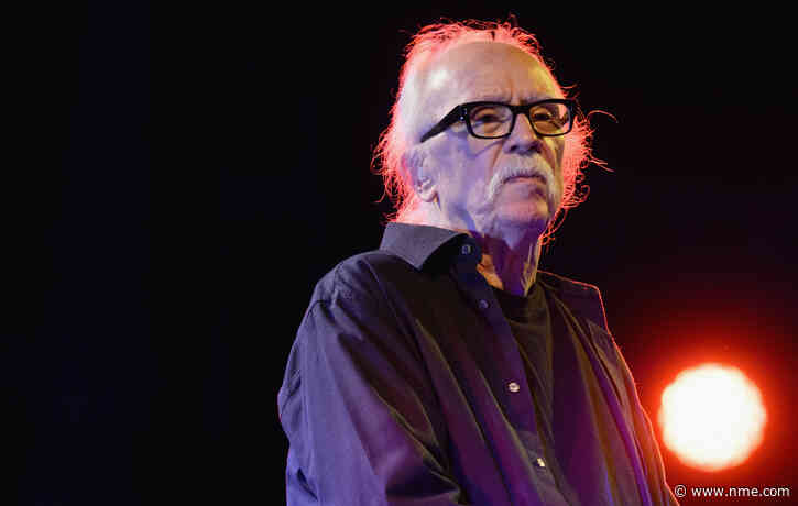 John Carpenter shares two new non-soundtrack songs, 'Skeleton' and 'Unclean Spirit'""