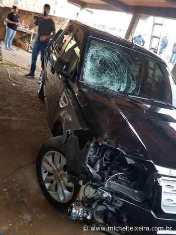 Condutor de Land Rover com placas de Capinzal se apresenta à polícia e admite alta velocidade - Michel Teixeira