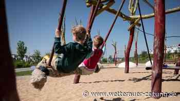 Bad Nauheim: Verdächtiger auf Spielplatz - Situation eskaliert - Wetterauer Zeitung