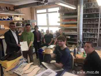 Jubiläum: Orthopädische Schuhe nach Maß aus Birkenwerder - Märkische Onlinezeitung