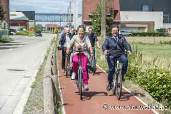 Binnenkort veilig fietsen van Roeselare tot Rollegem-Kapelle