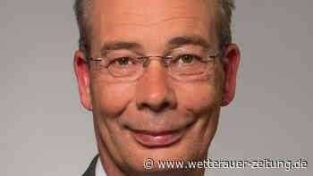 Bischofsberger kandidiert nicht - Wetterauer Zeitung