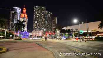 Miami-Dade reinstates curfew, rolls back reopening of entertainment venues - FOX 13 Tampa Bay