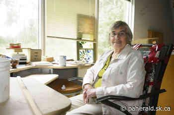 Artist who spent career celebrating Saskatchewan awarded province's highest honour - Prince Albert Daily Herald