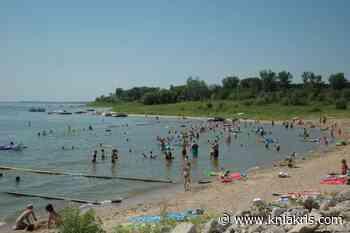Lake Red Rock Beaches Officially Open - KNIA / KRLS Radio