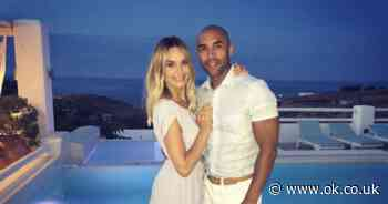 Inside Alex Beresford's relationship with wife Natalia as he admits loneliness following split - OK! magazine