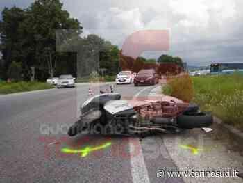 TRAGEDIA A NICHELINO - Incidente stradale: morto un uomo alla rotonda di Mondo Juve - FOTO - TorinoSud