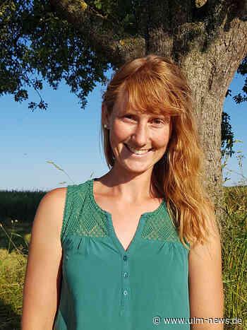 Jana Slave ist neue Regionalgeschäftsführerin beim BUND Donau-Iller