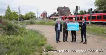 Premiere: Die Stadt baut am Bahnhof in Rheinbach die erste Mobilstation - General-Anzeiger Bonn